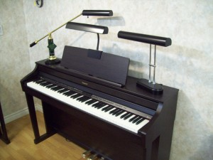 Digital Piano Drum Accessories Telep Pianos Clocks